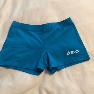 ASICS workout shorts